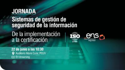 ENS Seguridad de la información