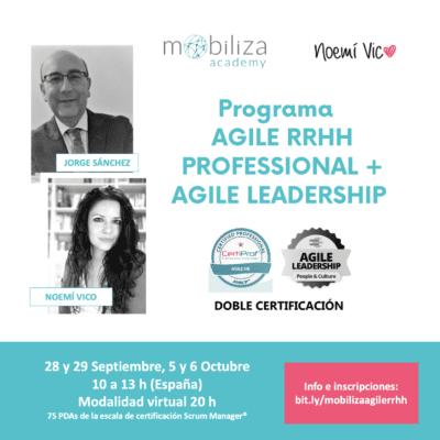 MOBILIZA Agile HR
